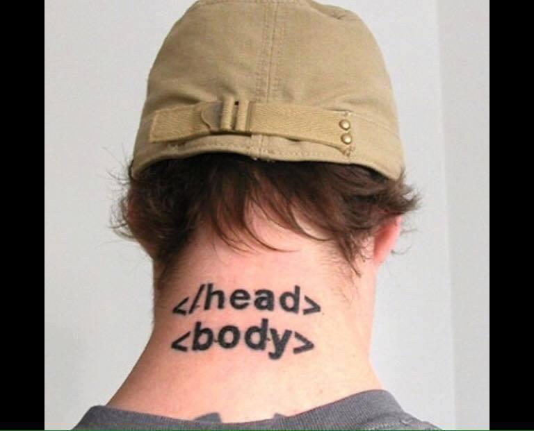 Head - Body