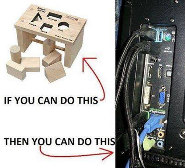 If you can do this, the you can do this